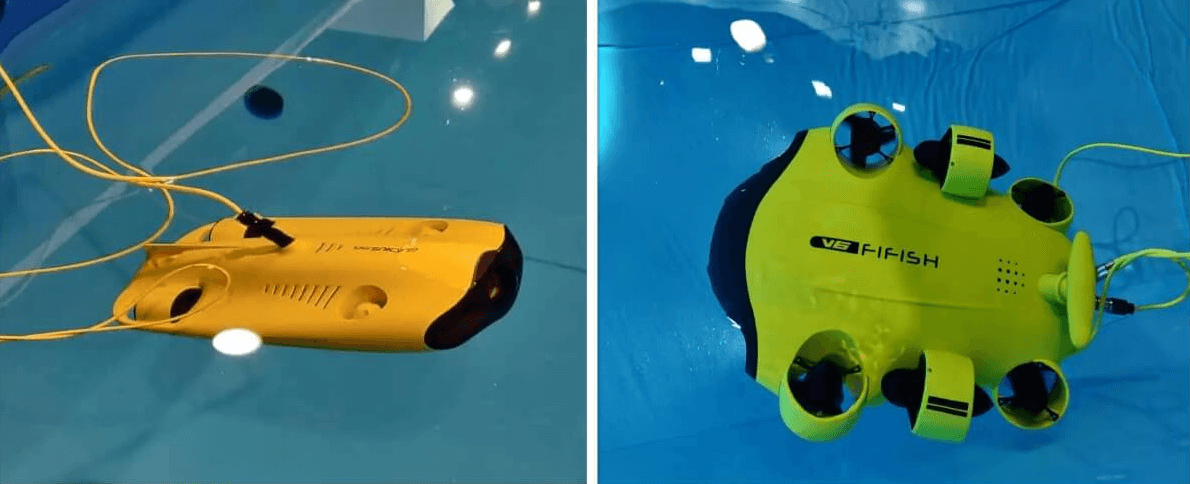 Gladius Mini Vs FiFish V6 Underwater Drone: In-depth Comparison