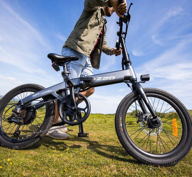 Himo Z20 ebike REVIEW