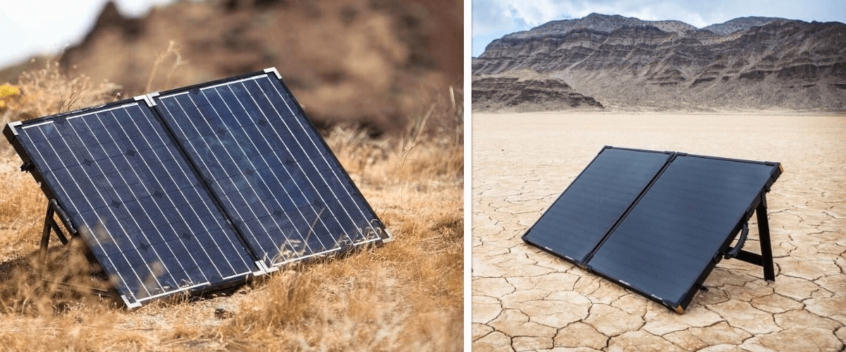 Renogy Vs. Goal Zero 100W Solar Panel: In-depth Comparison