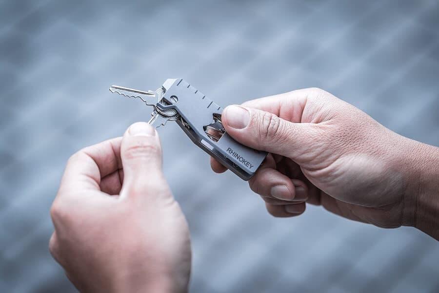 Rhinokey key organizer