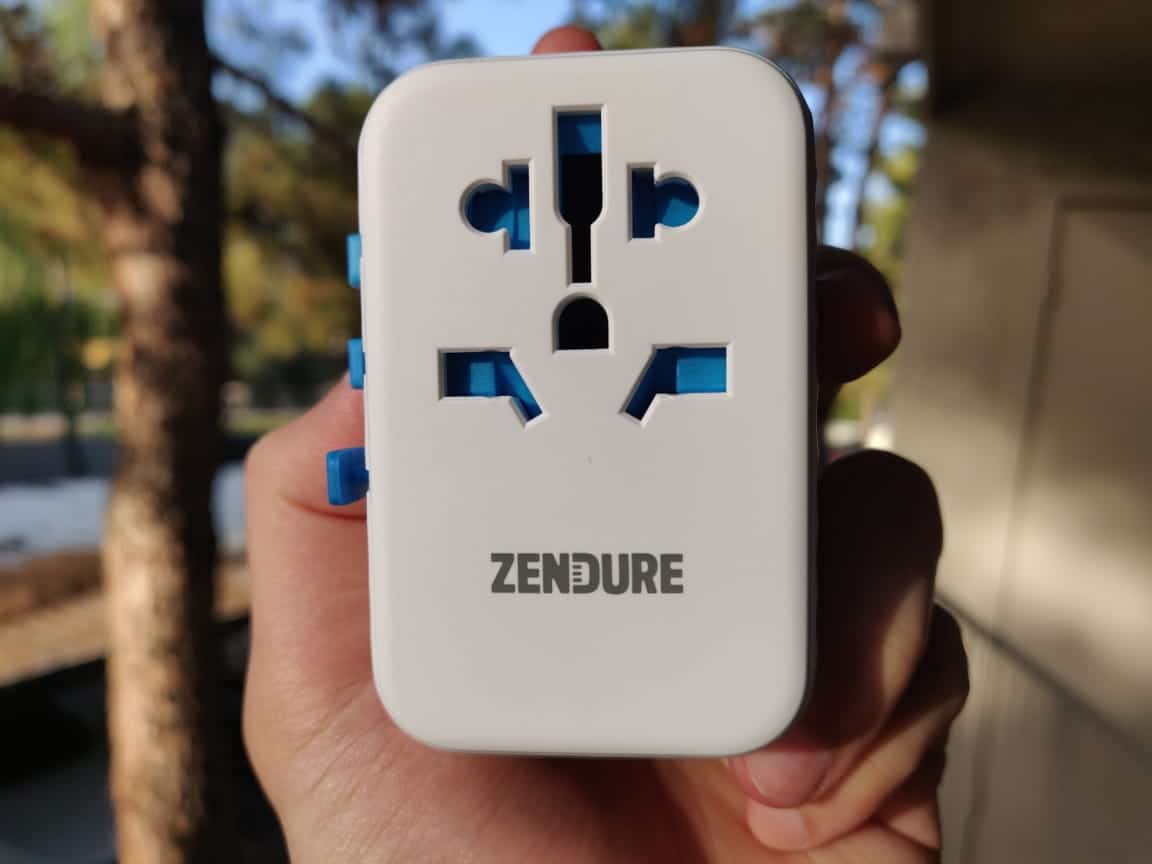 Zendure Travel Adapter Review