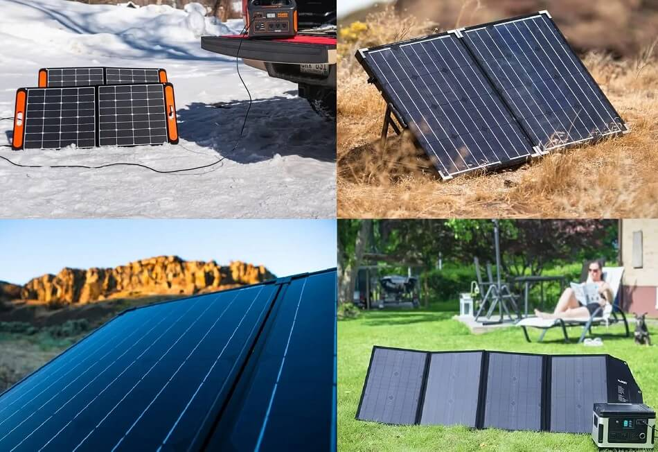 7 Best Portable Solar Panels (for 2020) – Reviews & Comparison