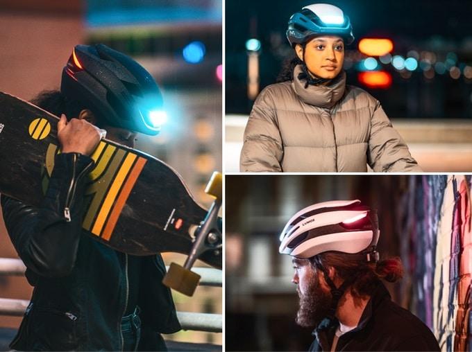 Smart helmet for Bicycle