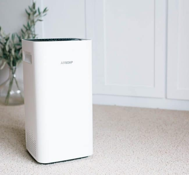 Airsoap smart air purifier review