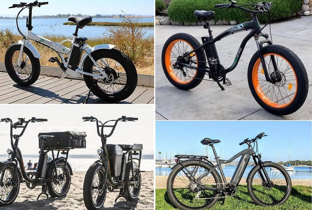 7 Best Electric Bikes Under $1500 (in 2020) – Reviews & Comparison