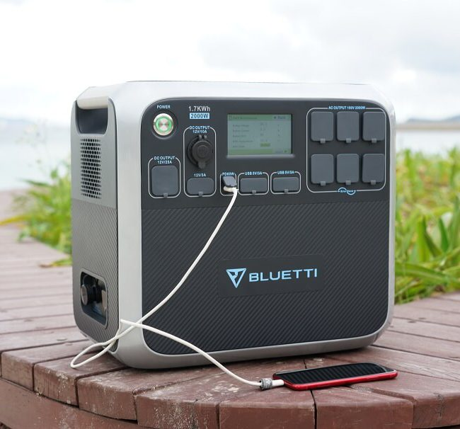 Bluetti AC200 Power Station Review