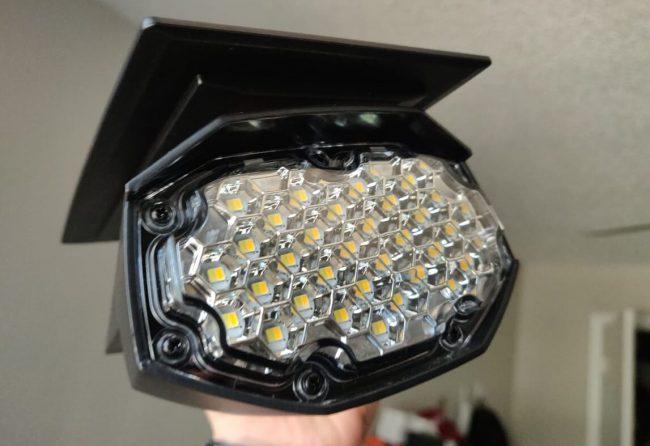 Litom outdoor solar spotlights review