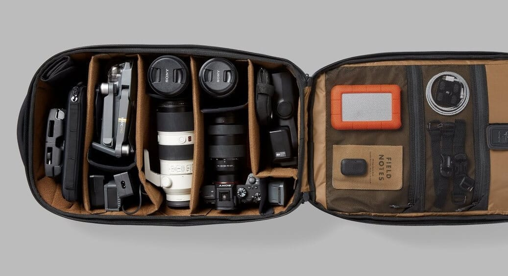 Peter Mckinnon Nomatic Camera Backpack