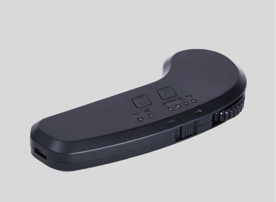 Longboard remote control