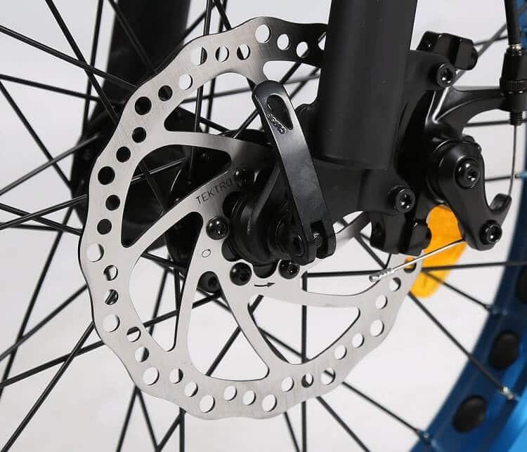 Ecotric disk brake