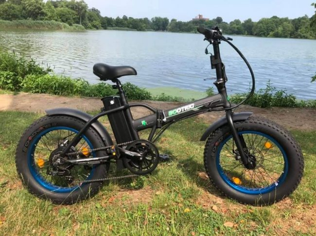 Ecotric Folding Electric Bike Review