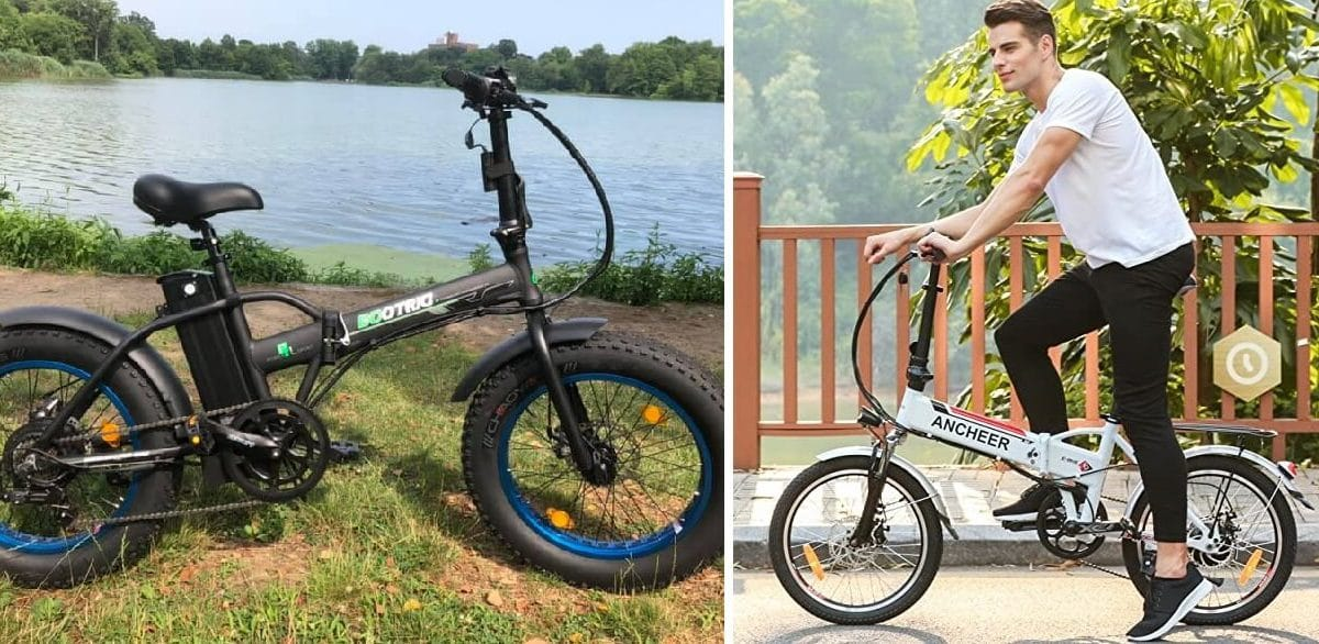 Ecotric Fat Tire Vs. Ancheer City Folding Electric Bike: In-depth Comparison
