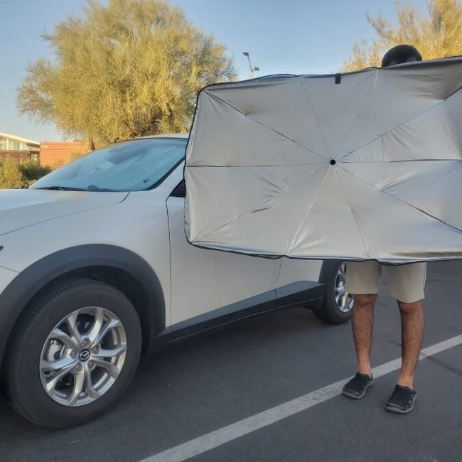 Lanmodo Car Sun Shade Review