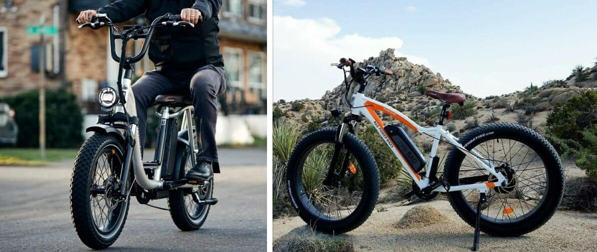 RadRunner Plus Vs RadRover 5 Electric Bike: In-Depth Comparison