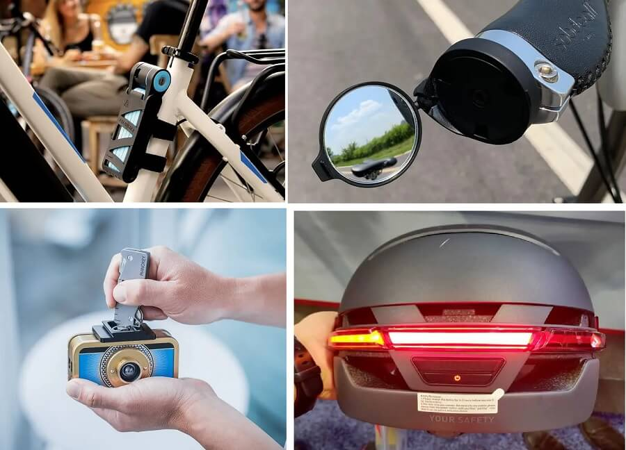 7 Cool Bike Gadgets & Accessories for Cycling