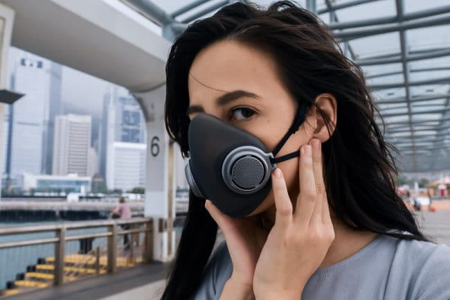 purME gas mask