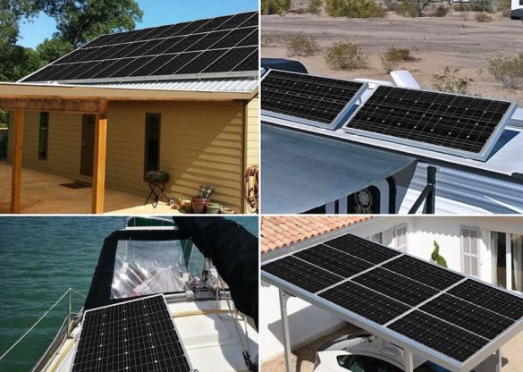 Renogy vs HQST solar panel