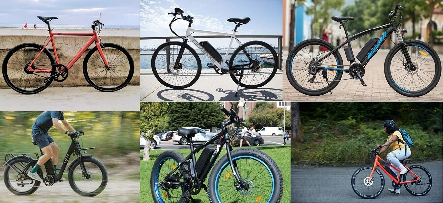 7 Best Affordable Electric Bikes Under $1000 – Reviews & Comparison