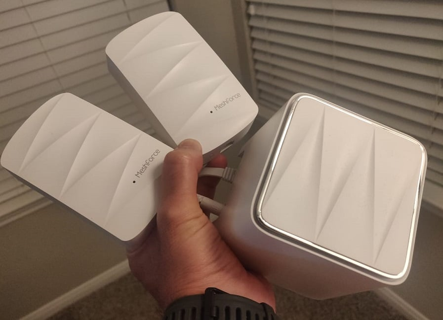 MeshForce M3 Whole Home Mesh WiFi System Review