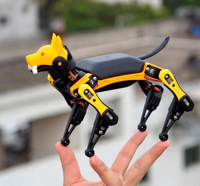 Petoi Bittle robot dog