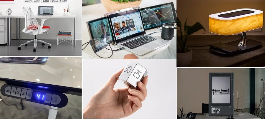 15+ Ridiculously Cool Office Gadgets and Accessories