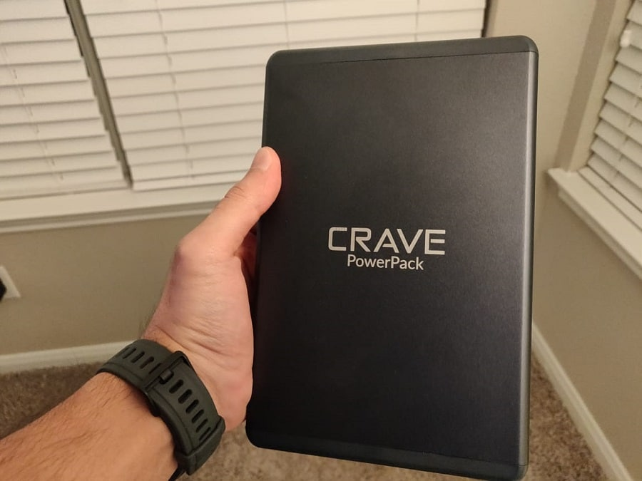 crave power bank review