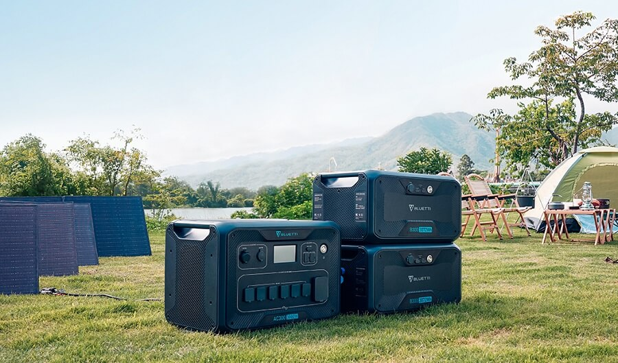 [Just Announced] Bluetti AC200 Max & AC300 – Now Supporting upto 6kW and 24.6kWh